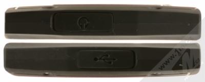 iGET BLACKVIEW GBV7000 PRO stříbrná (silver) seshora a zezdola