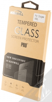 Kisswill Tempered Glass ochranné tvrzené sklo na displej pro Doogee X50L krabička