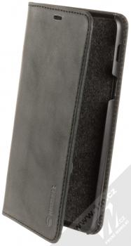 Krusell Sunne FolioWallet flipové pouzdro pro Samsung Galaxy A6 Plus (2018) černá (vintage black)