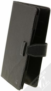 Krusell Vargon Universal WalletCase 5XL univerzální flipové pouzdro typu peněženka pro mobilní telefon, mobil, smartphone černá (black)