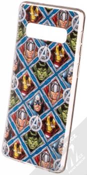 Marvel Avengers 004 TPU ochranný silikonový kryt s motivem pro Samsung Galaxy S10 vícebarevné (multicolored)