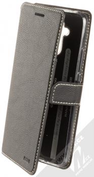 Molan Cano Issue Diary flipové pouzdro pro Huawei Mate 20 Lite černá (black)