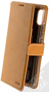 Molan Cano Issue Diary flipové pouzdro pro Xiaomi Redmi Note 7 hnědá (brown)