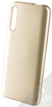 Molan Cano Jelly Case TPU ochranný kryt pro Huawei P Smart Pro zlatá (gold)