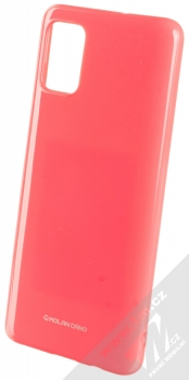Molan Cano Jelly Case TPU ochranný kryt pro Samsung Galaxy A51 sytě růžová (hot pink)