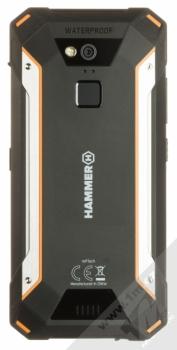 MYPHONE HAMMER ENERGY 18X9 oranžová černá (orange black) zezadu
