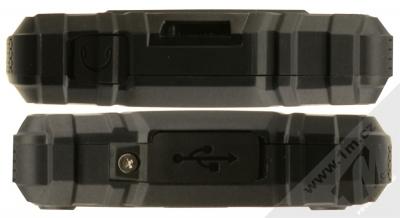 MYPHONE HAMMER IRON 2 černá (black) seshora a zezdola