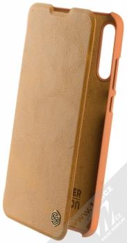 Nillkin Qin flipové pouzdro pro Honor 20 Lite hnědá (brown)