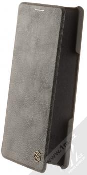 Nillkin Qin flipové pouzdro pro Sony Xperia 10 černá (black)