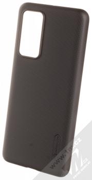 Nillkin Super Frosted Shield ochranný kryt pro Huawei P40 černá (black)