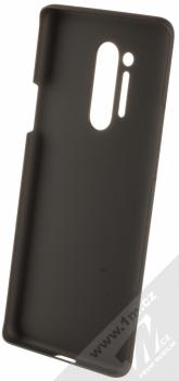 Nillkin Super Frosted Shield ochranný kryt pro OnePlus 8 Pro černá (black) zepředu