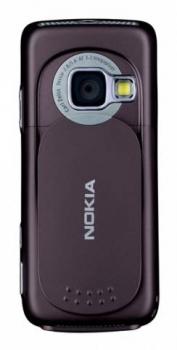 Nokia N73 ze zadu