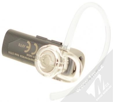 Plantronics Explorer 110 Bluetooth headset černá (black) zezadu