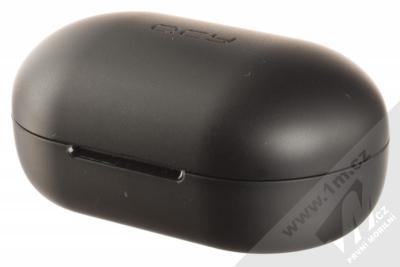 QCY T9 True Wireless Bluetooth stereo sluchátka černá (black) nabíjecí pouzdro