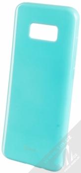 Roar LA-LA Glaze TPU ochranný kryt pro Samsung Galaxy S8 Plus mátově zelená (mint green)