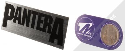 Samolepka Pantera Logo 1 měřítko