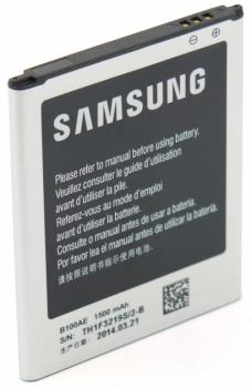 Samsung EB-B100AE originální baterie pro Samsung SM-G318H Galaxy Trend 2 Lite zboku