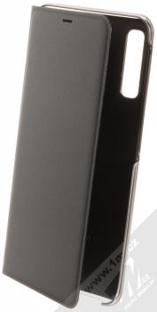 Samsung EF-WA750PB Wallet Cover originální flipové pouzdro pro Samsung Galaxy A7 (2018) černá (black)