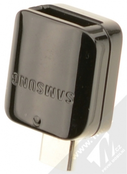 Samsung USB Connector - OTG redukce z Type-C konektoru na USB port černá (black)