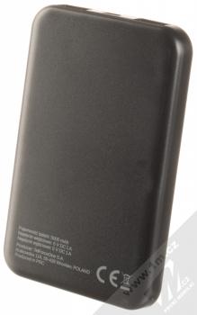 Setty Travel Battery záložní zdroj 5000mAh černá (black) zezadu