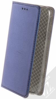 Sligo Smart Magnet flipové pouzdro pro Samsung Galaxy J3 (2017) tmavě modrá (dark blue)