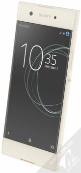 SONY XPERIA XA1 DUAL SIM G3112 bílá (white) šikmo zepředu