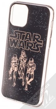 Star Wars Jednotka Stormtrooperů 005 TPU ochranný silikonový kryt s motivem pro Apple iPhone 11 Pro tmavě modrá (dark blue)