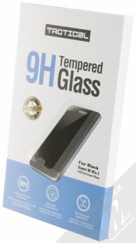 Tactical Tempered Glass ochranné tvrzené sklo na kompletní displej pro Xiaomi Mi Mix 2 černá (black) krabička