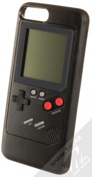 Wanle Game Console Case ochranný kryt s herní konzolí pro Apple iPhone 7 Plus, iPhone 8 Plus černá (black)