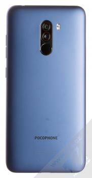 Xiaomi Pocophone F1 6GB/128GB modrá (steel blue) zezadu