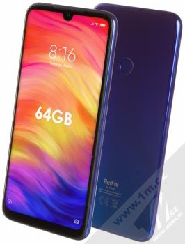 Xiaomi Redmi Note 7 4GB/64GB modrá (neptune blue)