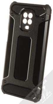 1Mcz Armor odolný ochranný kryt pro Xiaomi Redmi Note 9 Pro, Redmi Note 9 Pro Max, Redmi Note 9S černá (all black)
