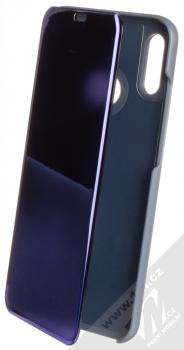 1Mcz Clear View flipové pouzdro pro Huawei P Smart (2019) modrá (blue)