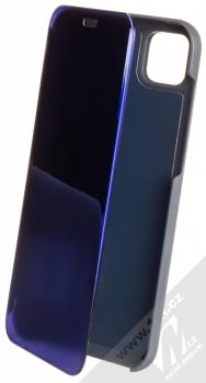 1Mcz Clear View flipové pouzdro pro Huawei Y5p, Honor 9S modrá (blue)