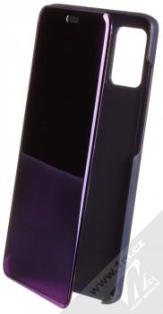 1Mcz Clear View flipové pouzdro pro Samsung Galaxy A31, Galaxy A51, Galaxy A51 5G fialová (purple)