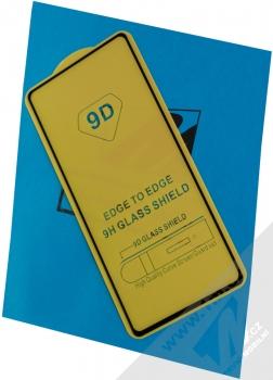 1Mcz Glass 5D Smart tvrzené sklo na celou přední stranu pro Samsung Galaxy S10 Lite černá (black)