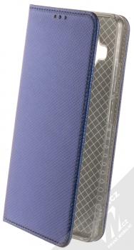 1Mcz Magnet Book flipové pouzdro pro Xiaomi Mi 10T Lite 5G tmavě modrá (dark blue)