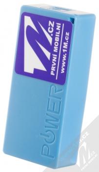 1M.cz Power Bank záložní zdroj 5600mAh modrá (blue)