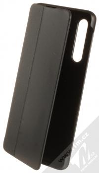 1Mcz Sleep Flip Cover flipové pouzdro pro Huawei P30 černá (black)