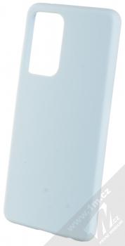 1Mcz Solid TPU ochranný kryt pro Samsung Galaxy A52, Galaxy A52 5G, Galaxy A52s 5G světle modrá (light blue)