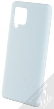 1Mcz Solid TPU ochranný kryt pro Samsung Galaxy A42 5G světle modrá (light blue)