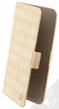 4smarts Ultimag Wallet Norwalk Croco do 5,8 univerzální flipové pouzdro béžová (beige)