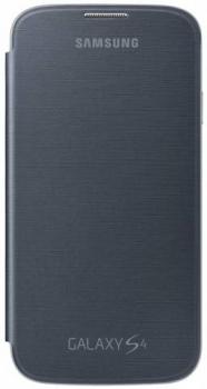 Samsung EF-FI950BB originální otvírací pouzdro pro Samsung i9500 Galaxy S IV, i9505 Galaxy S4, i9506 Galaxy S4 LTE-A černá (black)