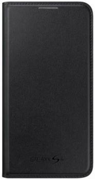 Samsung EF-NI950BB originální flipové pouzdro pro Samsung Galaxy S4, Galaxy S4 LTE-A černá (black)