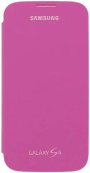 Samsung ENM-EF-FI950BP Mimetica originální flipové pouzdro pro Samsung Galaxy S4, Galaxy S4 LTE-A růžová (pink)
