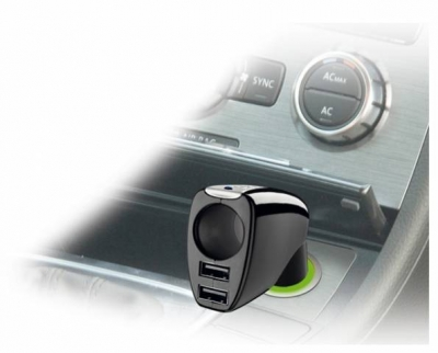 CellularLine Car Triple Power použití