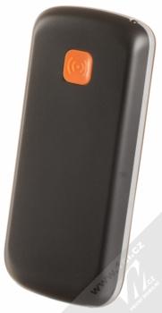 ALIGATOR A431 SENIOR černá šedá (black grey) šikmo zezadu