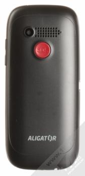 ALIGATOR A510 SENIOR černá (black) zezadu