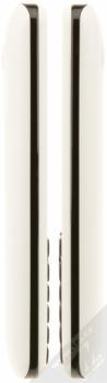 ALIGATOR D940 DUAL SIM bílá (white) zboku