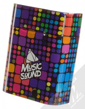 Cellularline Music Sound TWS6 Bluetooth Earphones stereo sluchátka černá (black) nabíjecí pouzdro